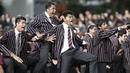 HAKA: King's College v Auckland Grammar | SKY TV