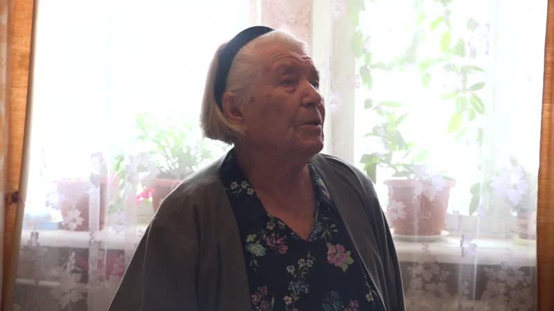 Сердобск ТВ - 95-летний юбилей Т.Д.Морозовой