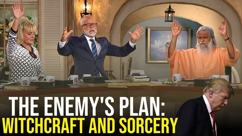 Witchcraft and Sorcery done to Donald Trump and Allies ! Pray 🙏 | Bro Sadhu | Jim Bakker Show