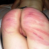 Выпоротые задницы