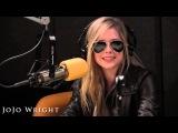 Avril Lavigne LIVE In Studio JoJo Wright - 102.7 KIIS FM - L.A. s 1 Hit Music Station Part 1