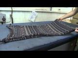 Ролик о работе небольшой вязальной фабрики в Англии.