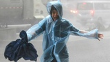 Super Typhoon MANGKHUT in Hong Kong, China (Sept 16, 2018)