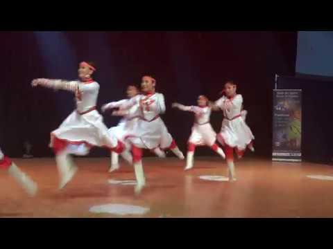 TUVAN FOLK DANCE Ensemble SAYANI TOUVA Ансамбль Саяны