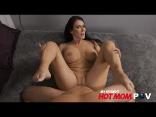 Брюнетка спалила и трахнула парня, pov sex milf girl fuck porn ass suck big tit shower incest family mom son cum (hot&horny)