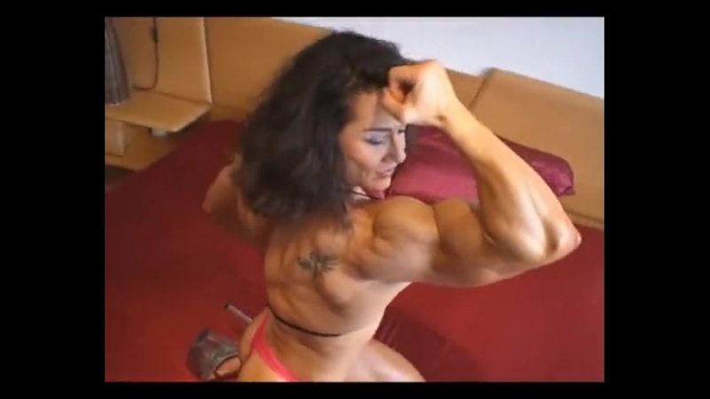 Alina popa-musclexposed part 2