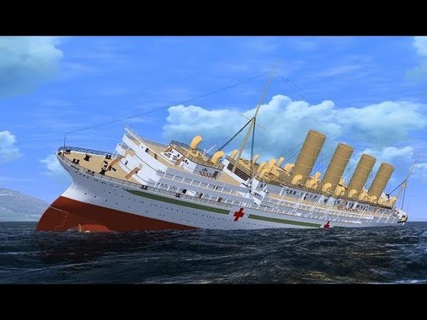 Ship Theory's 4: What If Mauretania Sank Instead Of Britannic