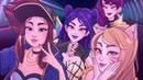 K/DA Community Fan Art Mix   League of Legends