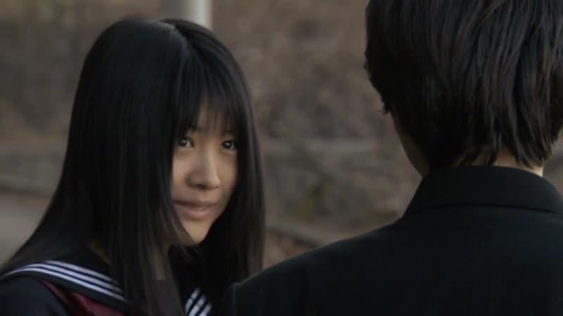 Женщина с разрезанным ртом 2(2008)