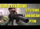 DesertFox Airsoft Gun Exclusive: Systema American PTW (Personal Training Weapon)