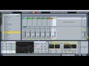 Live Making of Julio Bashmore's Au Seve using Ableton by Frontkick