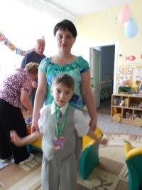 Марина Истомина, 29 апреля 1998, Челябинск, id166565574