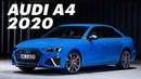 Новая АУДИ A4 в погоне за БМВ 3 G20 Audi A4 2020 B9. Подробный обзор