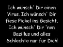 LaFee - Virus *lyrics on screen*