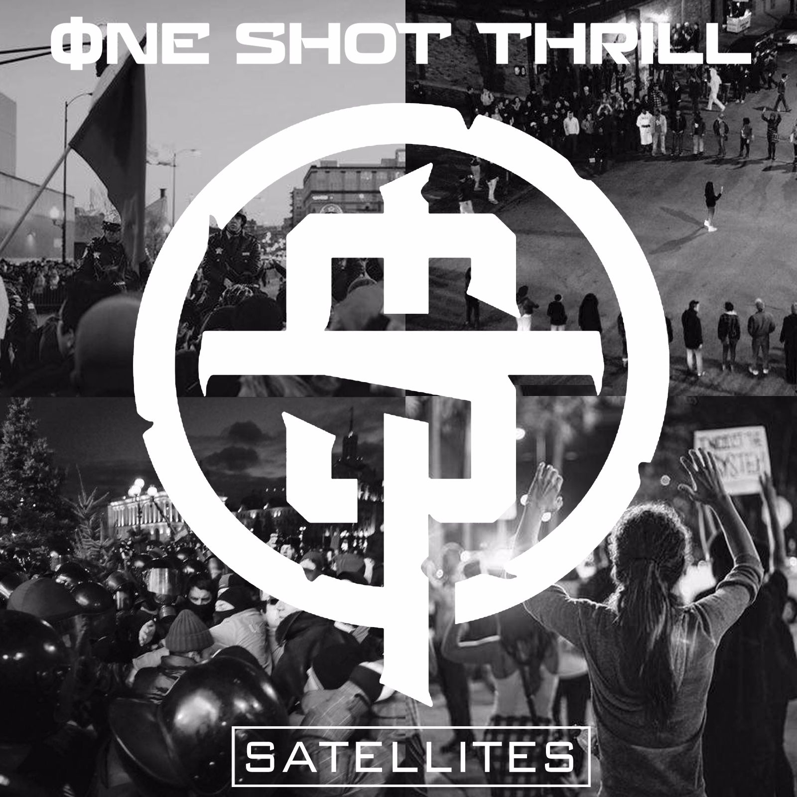 One Shot Thrill - Satellites [single] (2016)