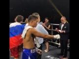 ПОБЕДА🏆Котов Александр одержал победу нокаутом в 5–м раунде🔥🔥🔥 ПОЗДРАВЛЯЕМ Александр и тренера Евгения Криглик 👏👏👏