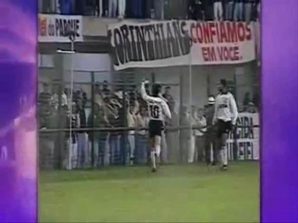 Osmar Santos Corinthians 2 x 0 Juventus 1992 Gol De Neto
