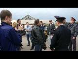 Разговор с начальником полиции Сергиева Посада