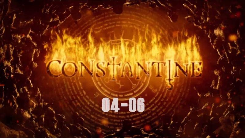 John Constantines Spells ep4-6