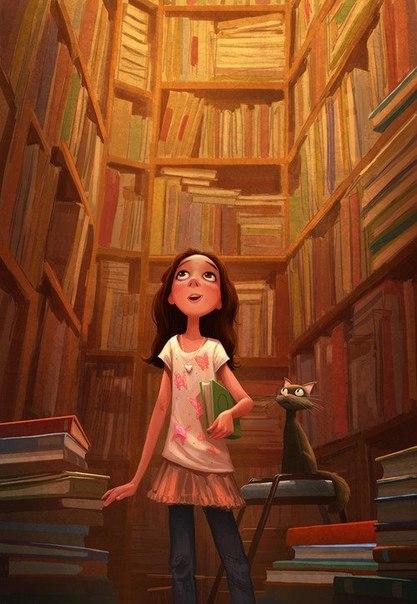 Моменты эйфории или какие мы, когда читаем.