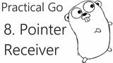 Pointer Receivers - Go Lang Practical Programming Tutorial p.8