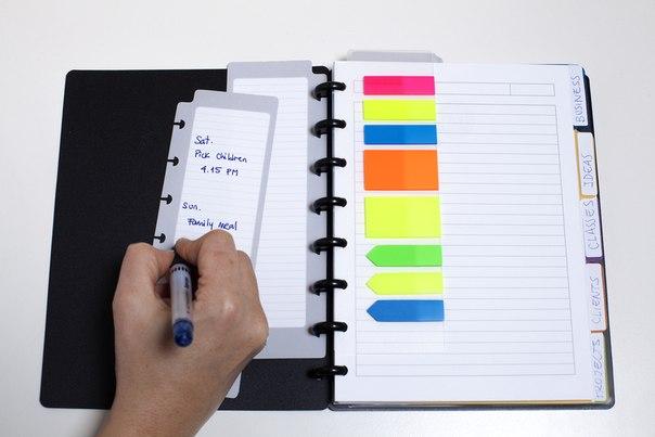 Как и зачем планировать свой день →