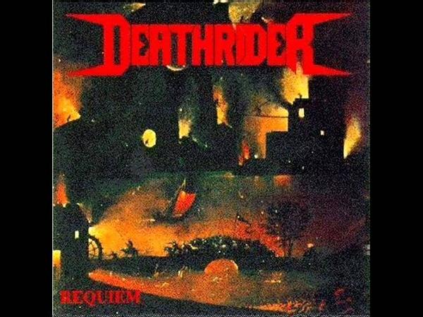 Deathrider - Requiem 1991 (FULL ALBUM) [Speed / Thrash Metal]