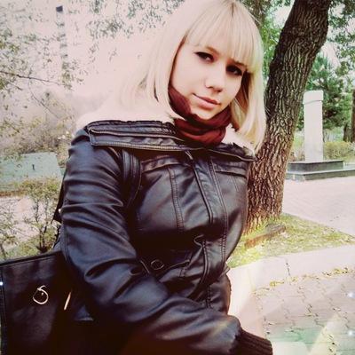 Катя Кувшинова, 31 марта 1993, Хабаровск, id116098429