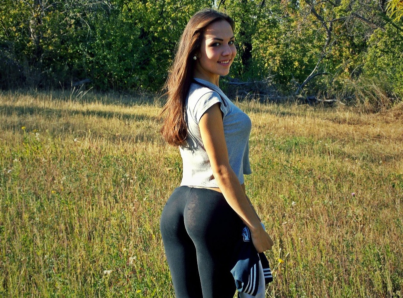 Horny bulky big beautiful woman drilled outdoors