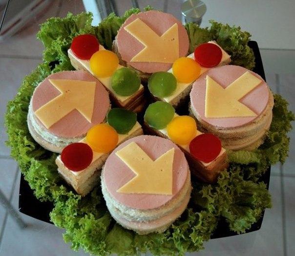Бутерброды идеи