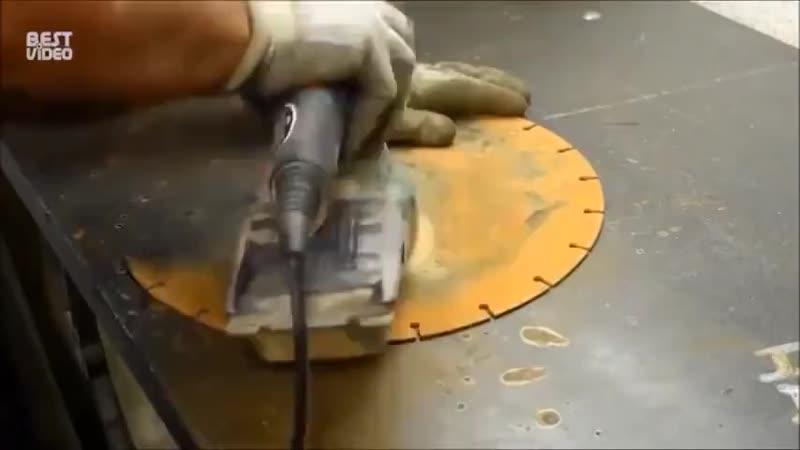 Топор из старого диска