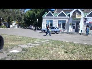 В городе Оренбург дует антиалкогольный ветер