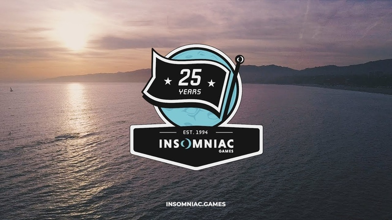 Insomniac Games Turns 25 A Message from CEO Founder Ted Price