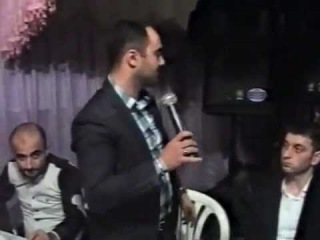 Ala Necedir Halin Senin - Super Meyxana Xacmaz Toyu (Balabey ft Gulaga ft Mehdi ft Vasif)