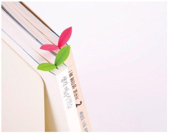 Чудесные закладки для книголюбов