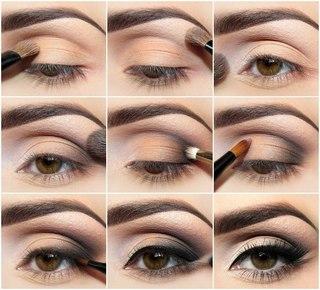 Образцы макияжей