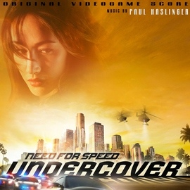 Paul Haslinger альбом Need For Speed: Undercover