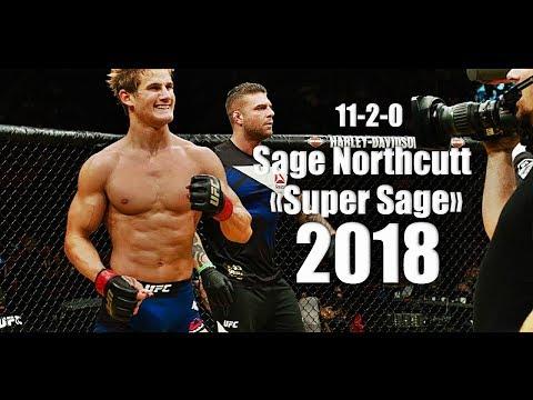 Sage Super Northcutt - All UFC Highlights/Knockout/Momentsᴴᴰ