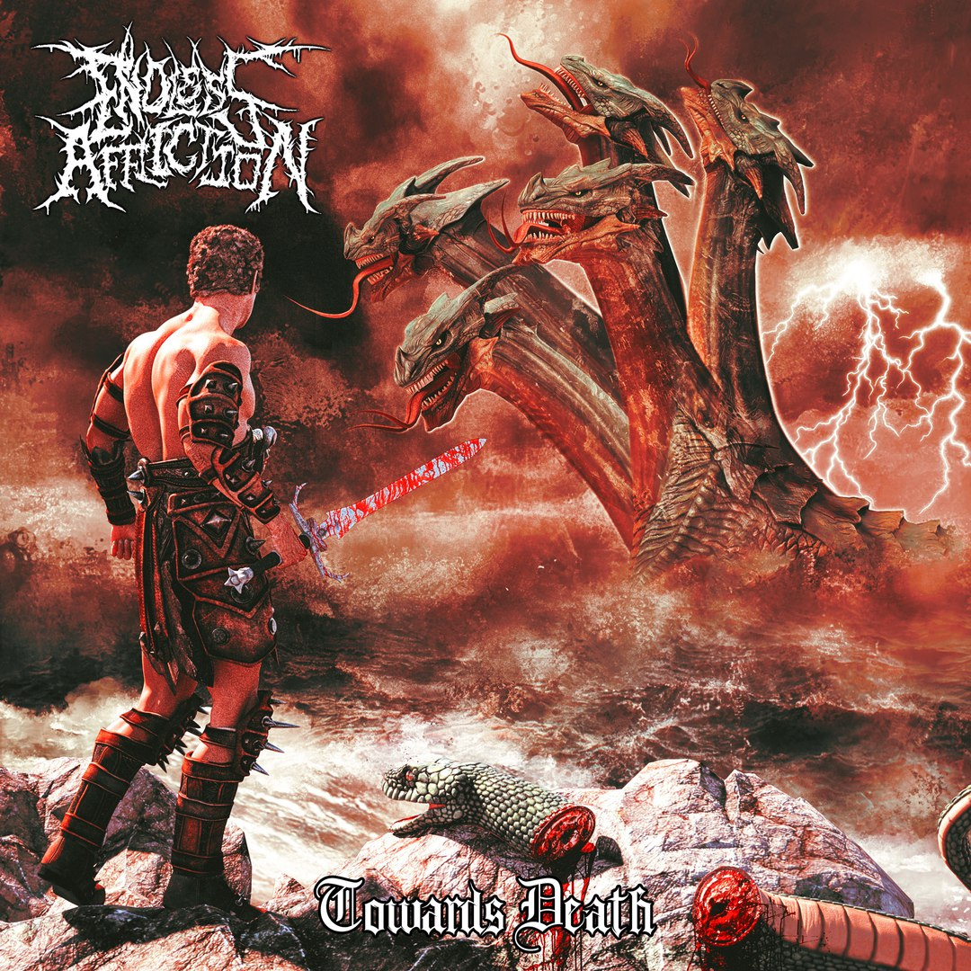 Endless Affliction - Towards Death (2016)