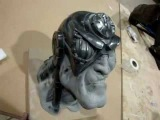 Mean Machine Angel 1:1 Head in Progress