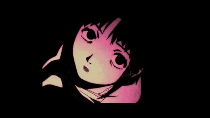 Serial Experiments Lain OP Slowed Down 800%
