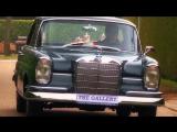 Автомобиль MERCEDES-BENZ W111 220 SB Heckflosse, 1964 года