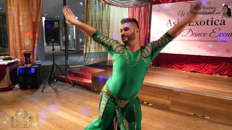 Azad Kaan in Munich!! @ Asia Exotica 2018