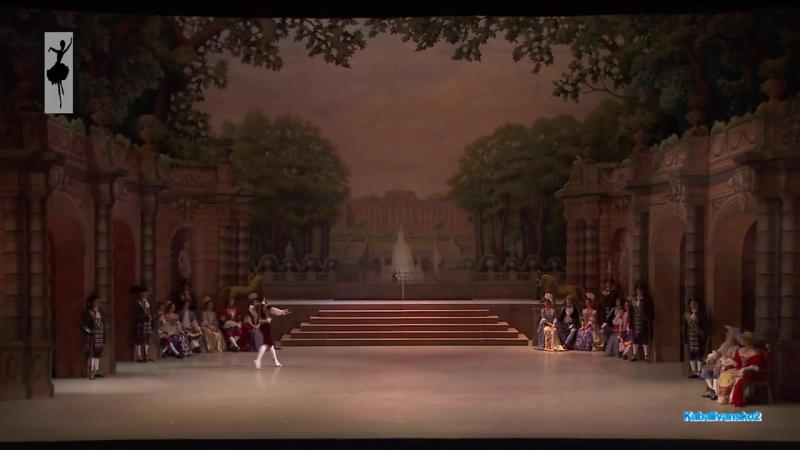 The Sleeping Beauty- Alina Somova Xander Parish