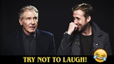 Ryan Gosling &amp Harrison Ford Being Assholes To Each Other