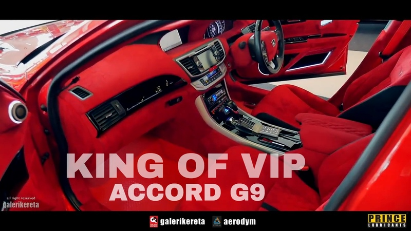 Honda Accord G9 VIP Style Race Day Thailand 2017