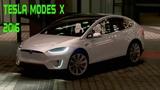 GTA 5 Тест-Драйв Автомобиля Tesla Modes X P90D 2016