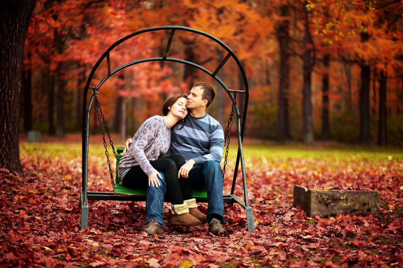 Семейные пары на природе 24 фотография