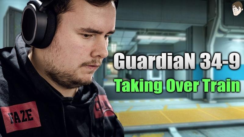 GuardiaNs Dominant 34 Kills Carries Faze over Cloud9 (Eleague Invitational)
