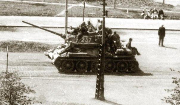 Т-34-85 № 257